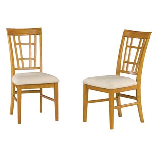 Bluffview Solid Wood Dining Chair (Set of..