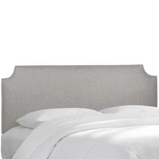 Bargain Melissa Upholstered Panel Headboard by Wayfair Custom Upholstery™