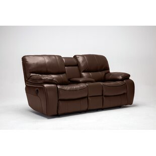Ewa Reclining Loveseat by Roundhill Furniture