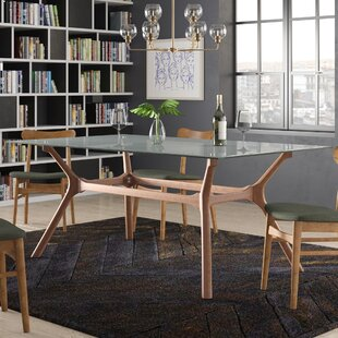 Cassius Trestle Dining Table Langley Street