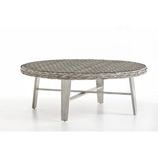 Cape Lookout Wicker Coffee Table