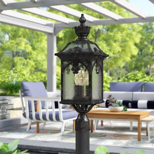 Applebaum Outdoor 3-Light Lantern Head