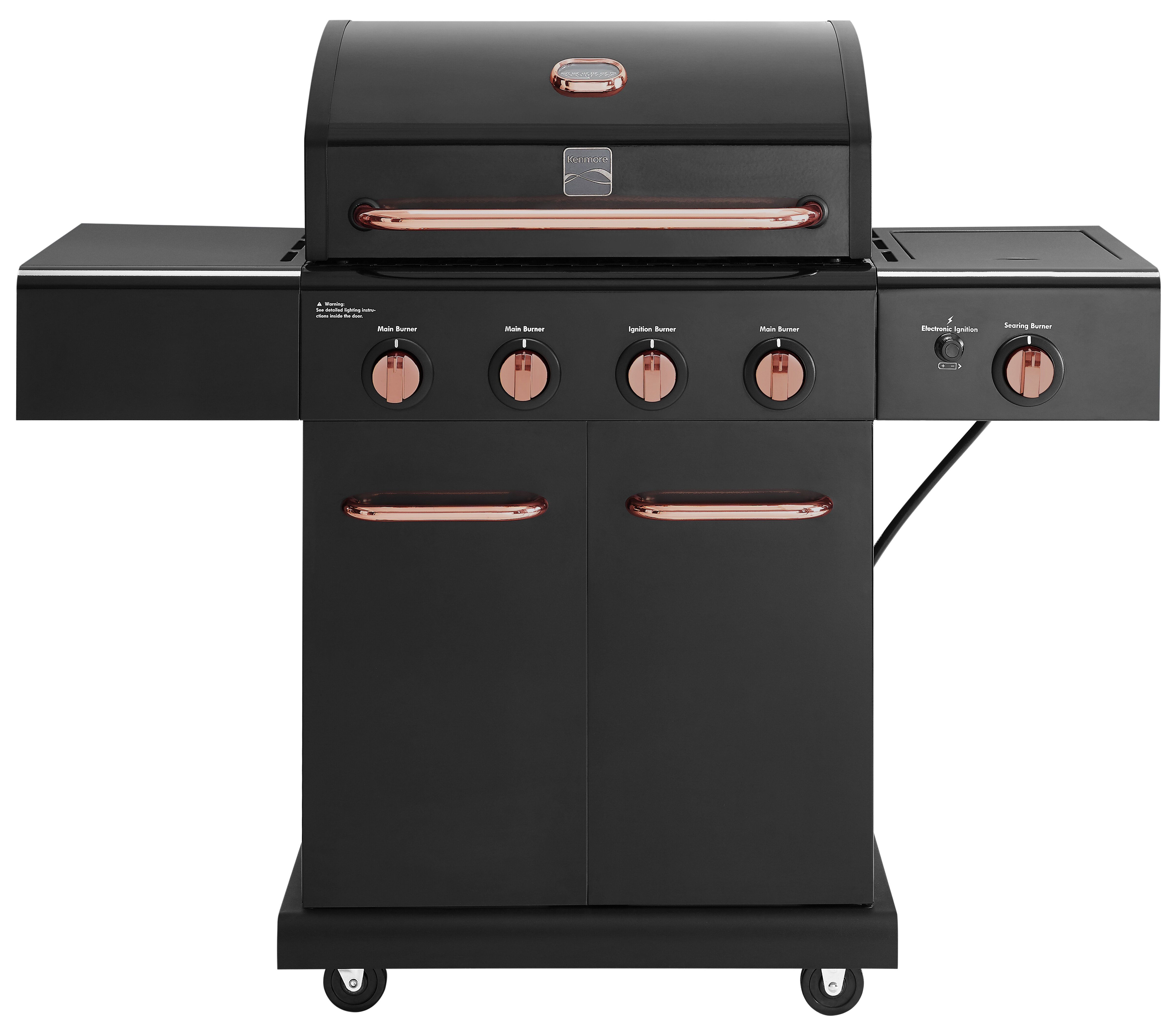 kenmore 4 burner gas grill parts