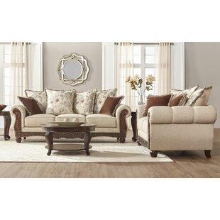 Fleur De Lis Living Allmon Configurable Living Room Set