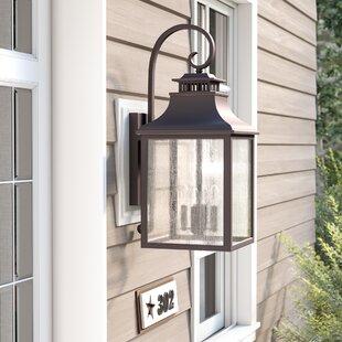 Darby Home Co Murphysboro 4-Light Outdoor Wall Lantern
