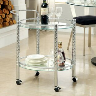 Cantu Serving Bar Cart