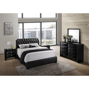 Plumwood 5 Piece Bedroom Set by Red Barrel Studio