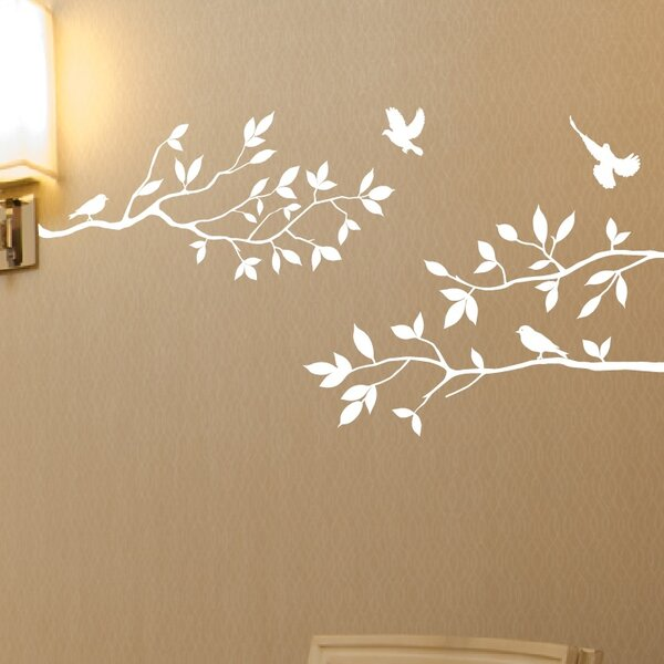 Tree Branch Wall Decal Wayfair