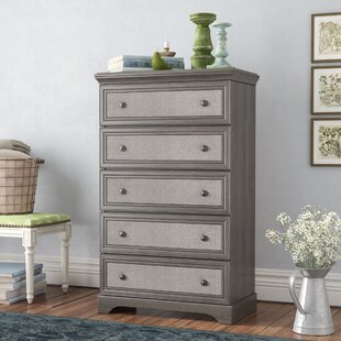 Middleton 5 Drawer Chest by August Grove