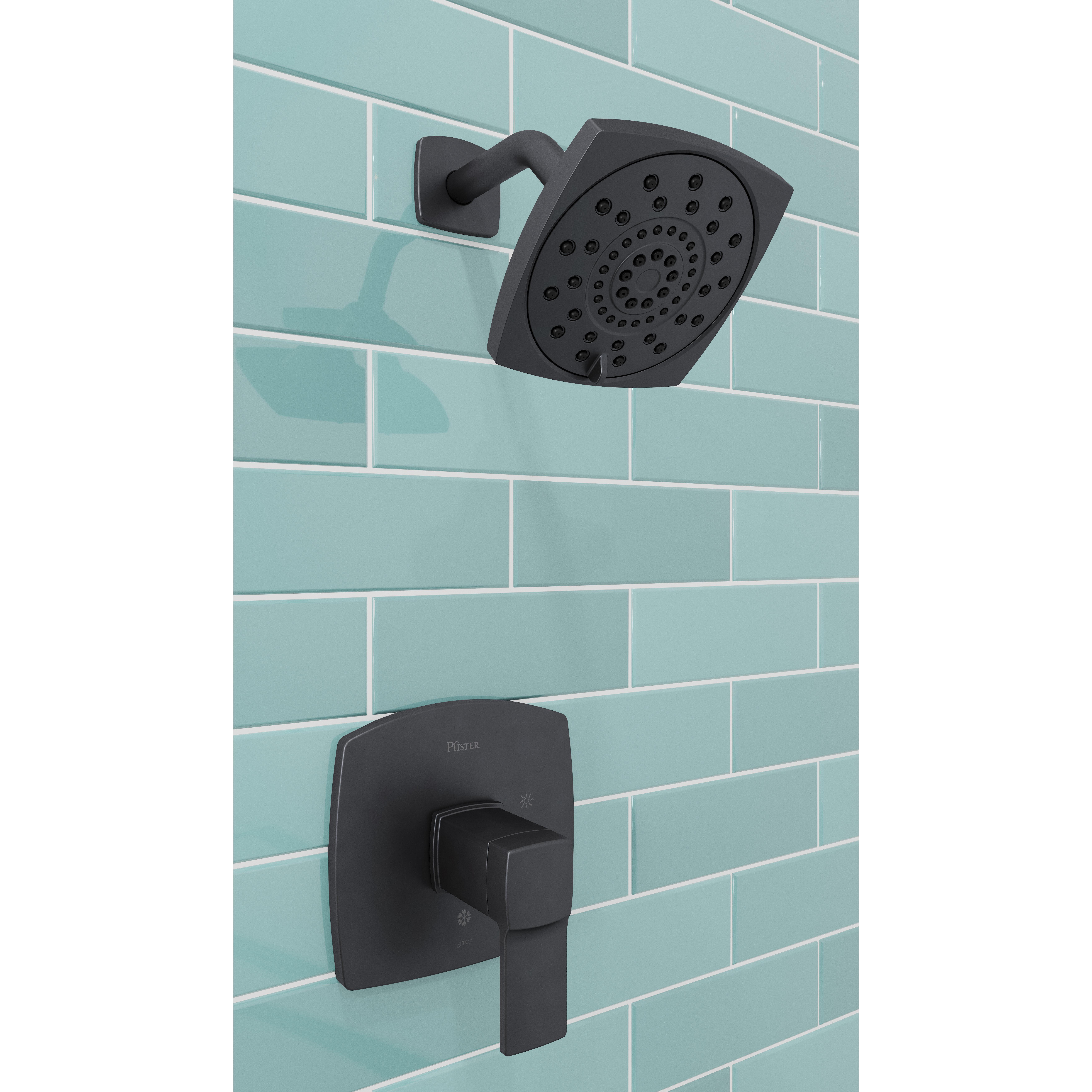 Pfister Deckard Dual Function Shower Faucet With Trim Reviews Wayfair