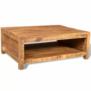 Breccan Coffee Table With Storage By Union Rustic