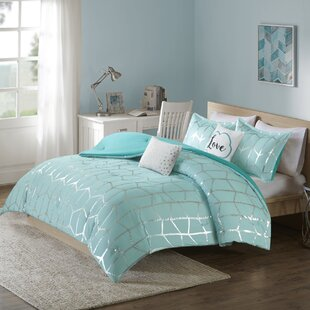 Tiffany Blue Comforter Set | Wayfair
