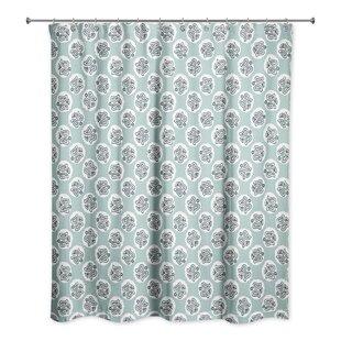 Hannibal Single Shower Curtain
