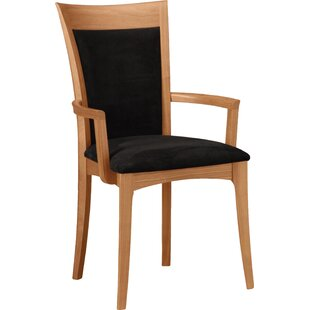 Morgan Genuine Leather Upholstered Dining Chair