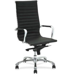 Lorell Modern High-Back Desk Chair