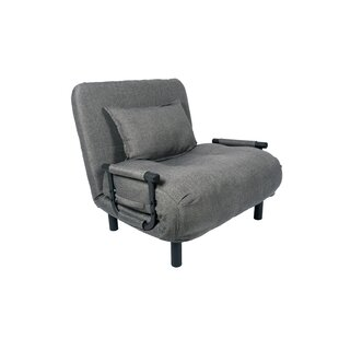 Price comparison Roaden Convertible Chair By Ebern Designs
