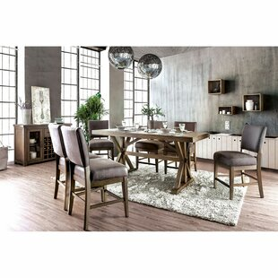 Chilton Counter Height 7 Piece Pub Table Set by Union Rustic