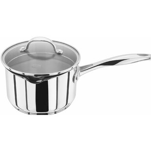 Saucepan with Lid by Stellar