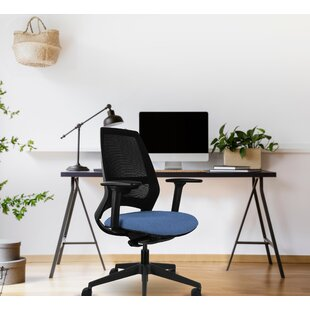 Bonny Ergonomic Mesh Desk Chair By Ebern Designs