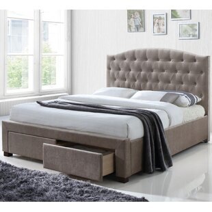 Mccormack Upholstered Storage Platform Bed