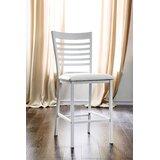 Delanie Upholstered Metal Ladder Back Side Chair (Set of 2) by Winston Porter