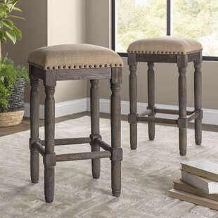 Remy 26 Bar Stool (Set of 2) Laurel Foundry Modern Farmhouse