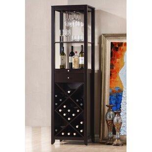 Kinnard Smart Looking Bar with Wine Storage by Winston Porter