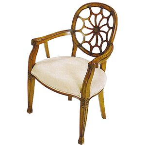 Spider Solid Wood Dining Chair by Bene..