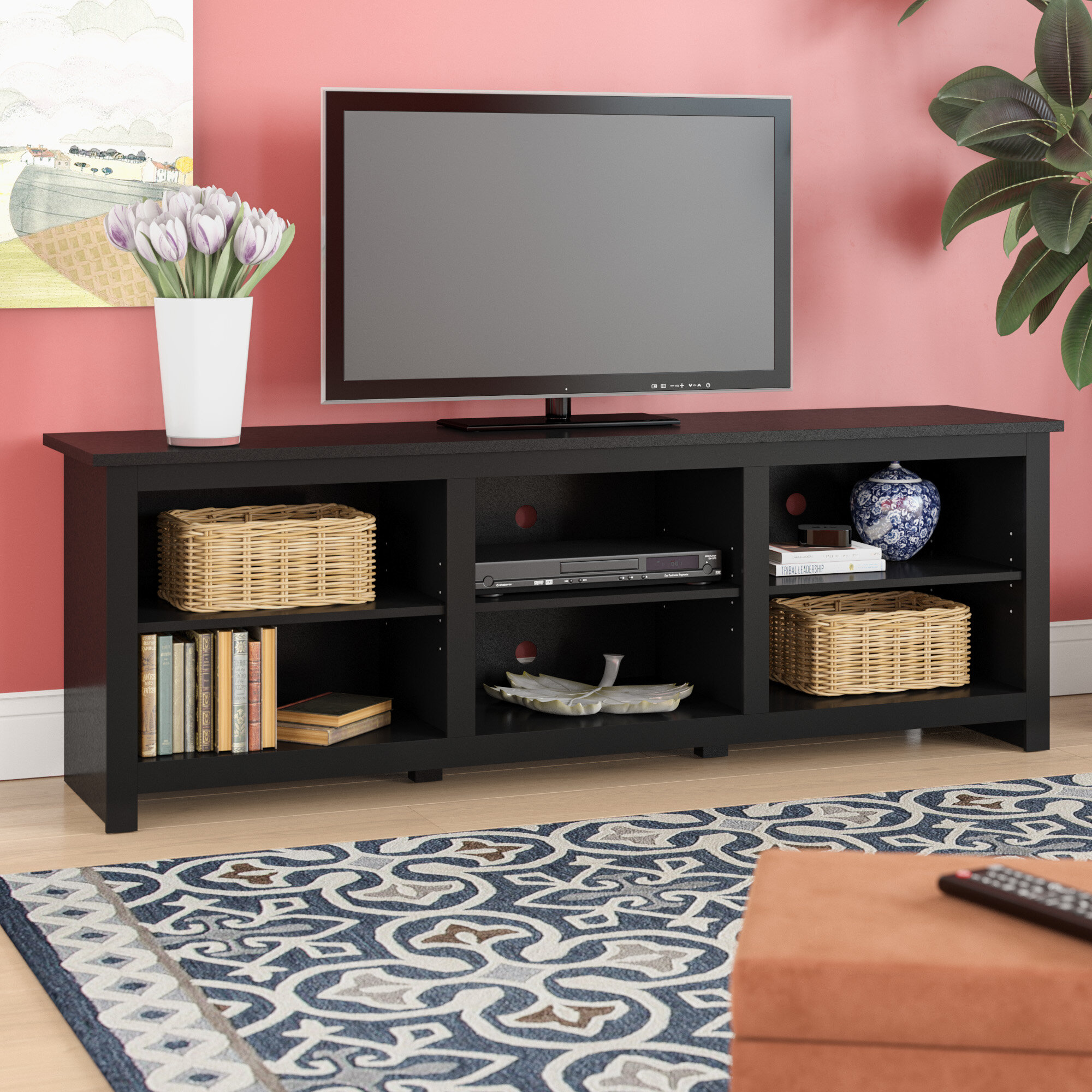 Dionysios TV Stand for TVs up to 78 inches