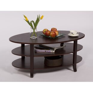 London 3 Tier Coffee Table