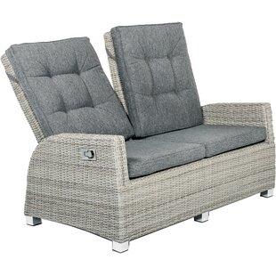 Review Cricklade Garden Sofa With Cushions