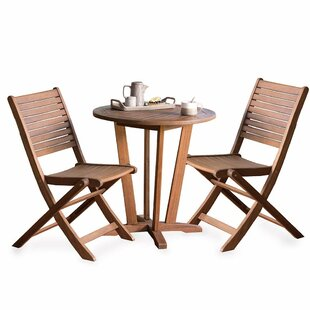 Plow & Hearth Eucalyptus 3 Piece Bristo Set