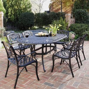 Six Person Patio Dining Sets Youu0027ll Love | Wayfair