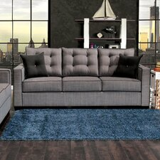 Urban Valor Tufted Sofa by Hokku Designs