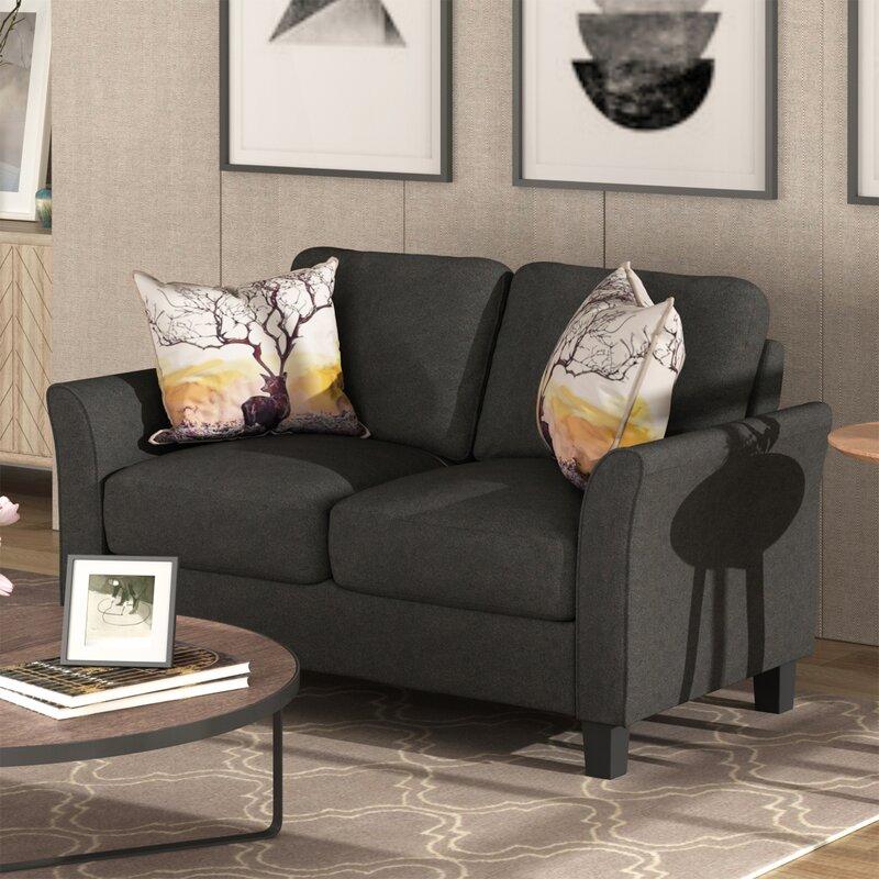 Red Barrel Studio Deha 2 Piece Living Room Set