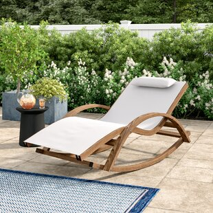 Senter Rocking Chair With Cushions Image