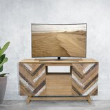 Anguiano Solid Wood TV Stand for TVs up to 65 by Foundry Select