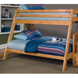 Waite Twin Over Full Bunk Bed by Harriet Bee Read Reviews