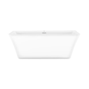 St Tropez 67 inch  x 30 inch  Freestanding Soaking Bathtub