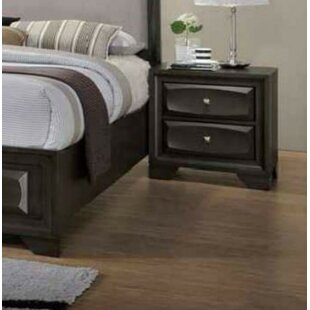 Raposo 2 Drawer Nightstand by Latitude Run