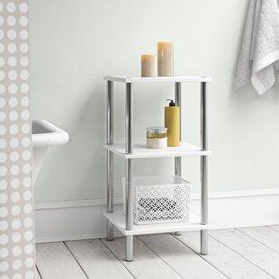 Silverdown 39 X 77cm Bathroom Shelf By Metro Lane