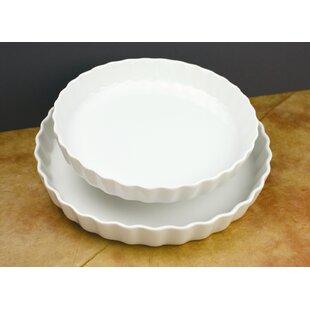 Culinary Quiche Dish Set