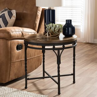 Tennant End Table by Williston Forge