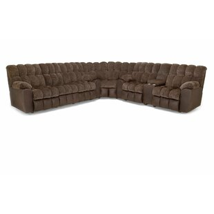 Healy Left Hand Facing Reclining Sectional