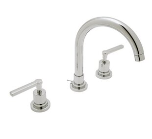 Rohl Lombardia Widespread Bathroom Faucet
