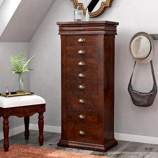 Darby Home Co Mattingly Jewelry Armoire