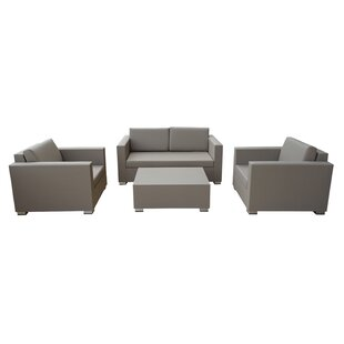 Belden 4 Piece Sofa Seating Group