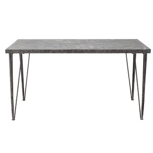 Brendan Wood Dining Table By Williston Forge