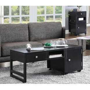 Amett Coffee Table with Storage