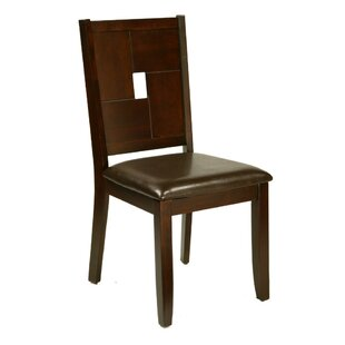 Norwell Solid Wood Dining Chair (Set of 2..
